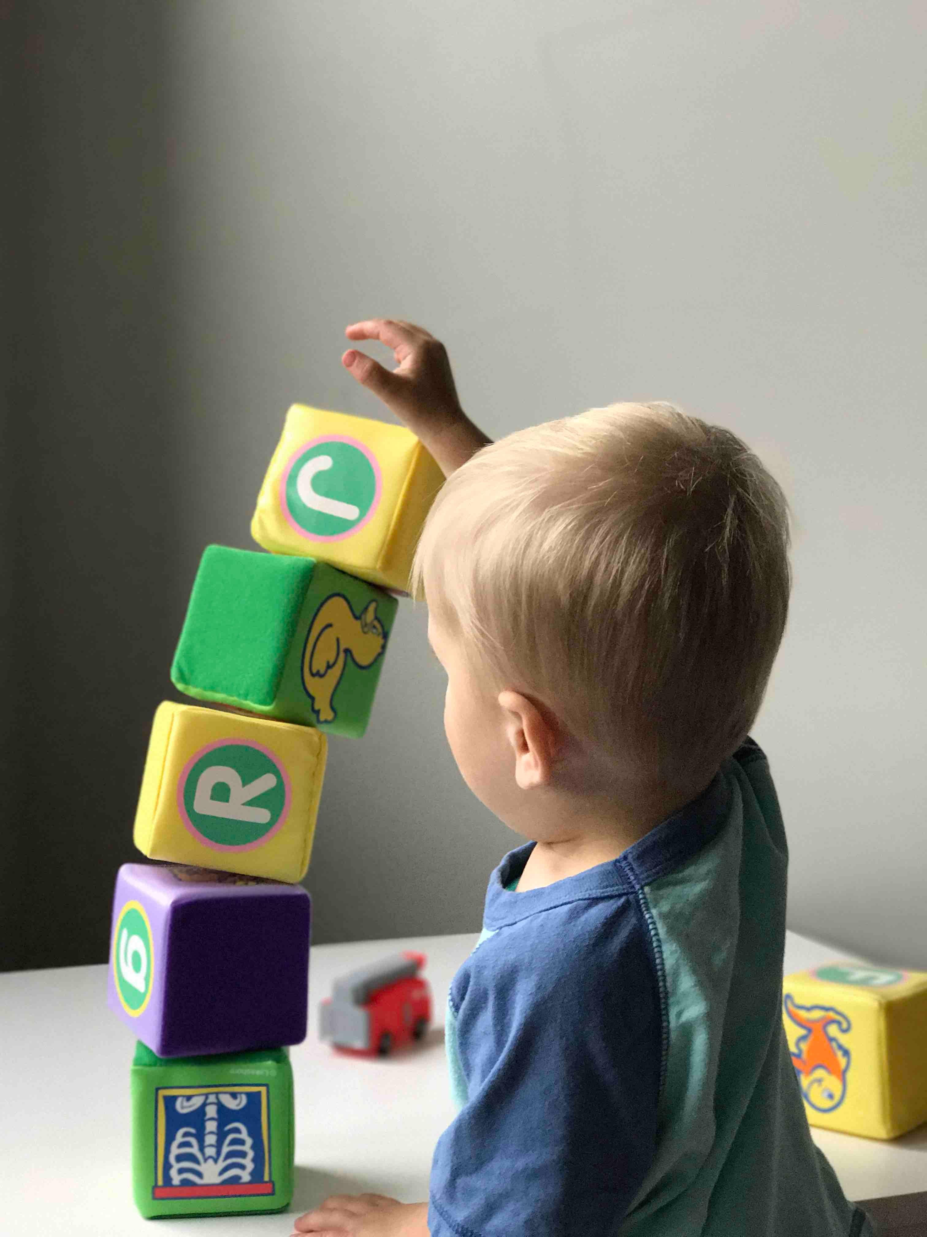 Beneficio pedagógico de los juguetes