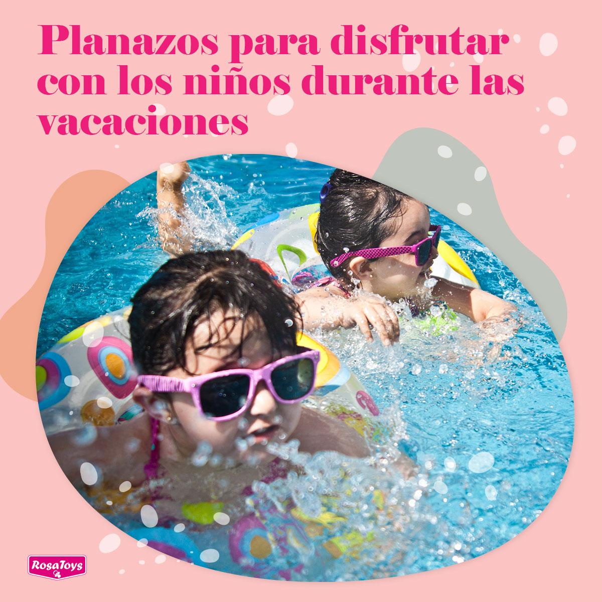 Planazos para disfrutar con los niños en verano